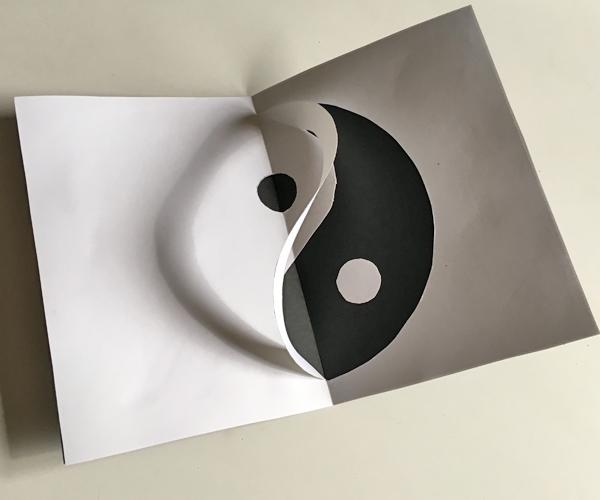 Yin Yang Pop Up