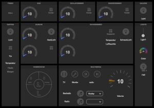 FHEM Tablet UI