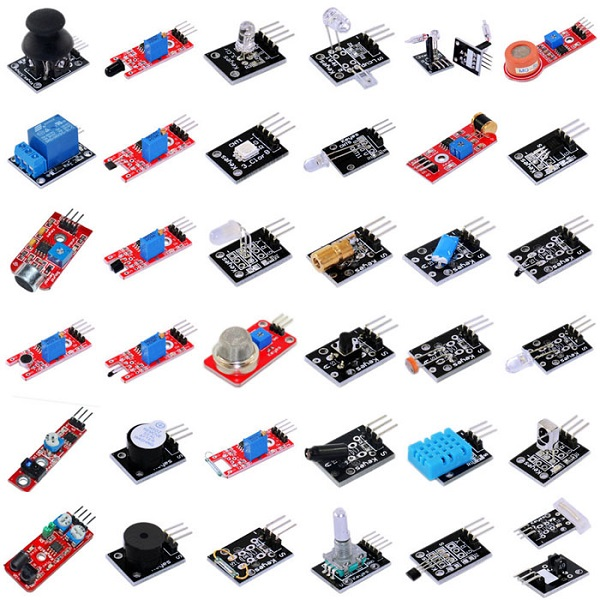 37 In 1 Sensors and Modules Kit For Arduino