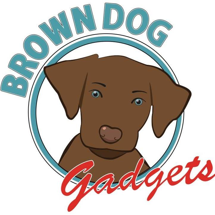 Brown Dog Gadgets Logo