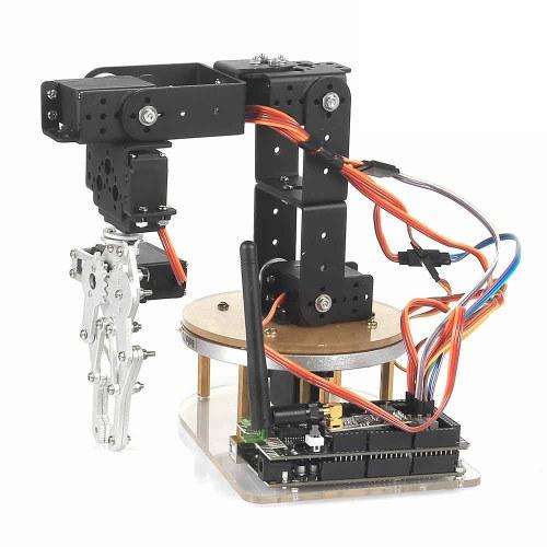 Maker Faire | Robot Arm Forward vs Inverse Kinematics Demonstration