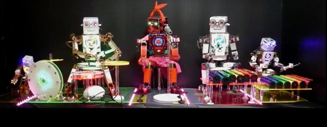 Slide Show from Maker Faire Maker Faire Bay Area 2017