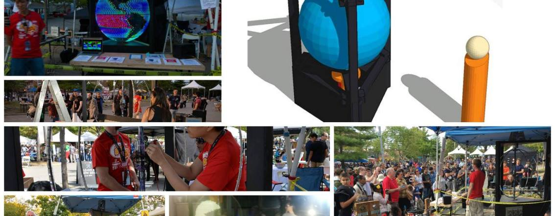 Slide Show from Maker Faire World Maker Faire 2017