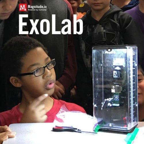 Maker Faire | Magnitude io - Experiments in Space!