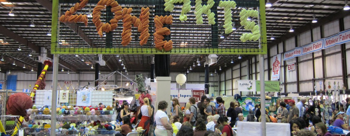 Slide Show from Maker Faire Maker Faire Bay Area 2015