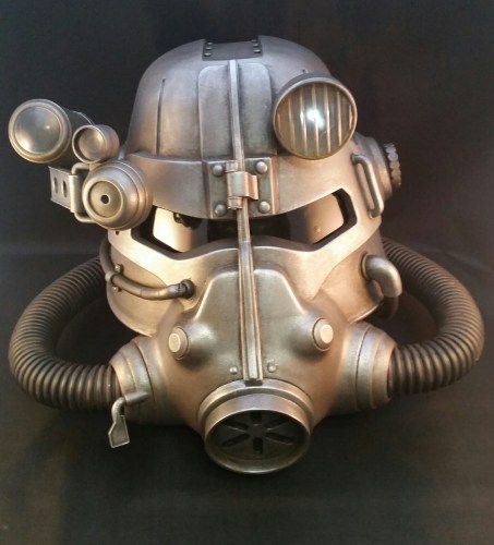 Maker Faire | Fallout Power Armor--Build Anything with EVA Foam!