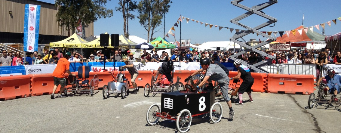 Slide Show from Maker Faire Maker Faire Bay Area 2016