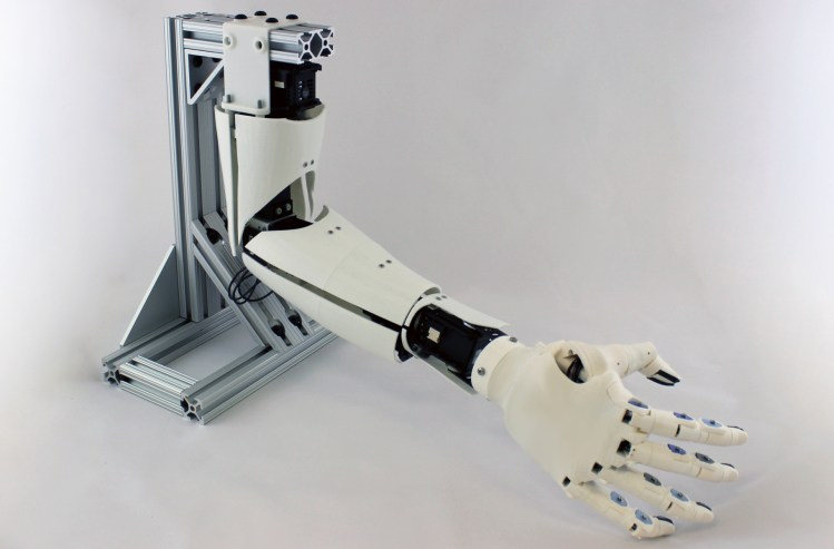 The Bento Arm and HANDi Hand - Bionic Limbs for Improved Natural Control