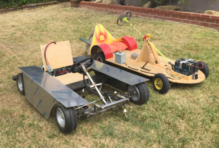 Maker Faire | Homemade Electric Vehicles