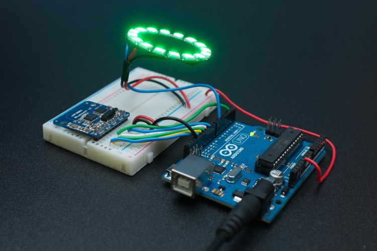 Maker Faire | Creating Bluetooth Low Energy peripherals with Arduino