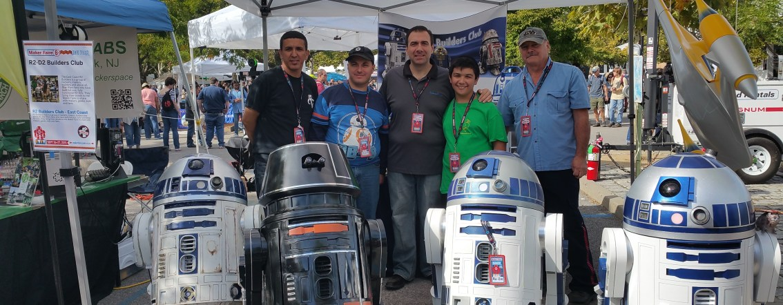 Slide Show from Maker Faire World Maker Faire 2016