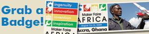 ¡hazte con una loseta de la Exposición de Creadores de África!