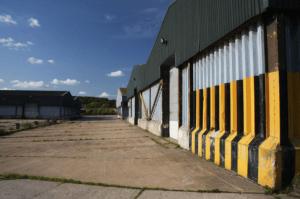 a warehouse facility