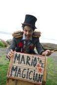 Portraits of Mario the Magician