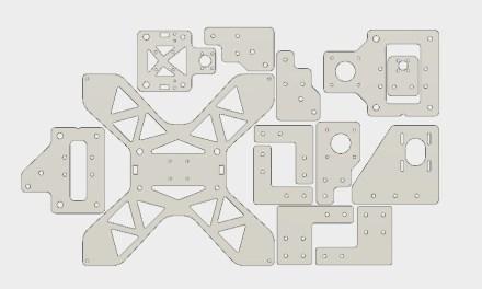 Upgrade: Carbon Fiber, Aluminum, PLA/ABS, or Acrylic?