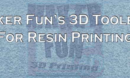 Resin Printer ToolBox