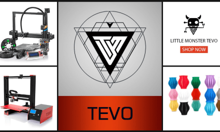 "When buying Tevo printers, please use code: ""Kevin USA -TEVO printers"""