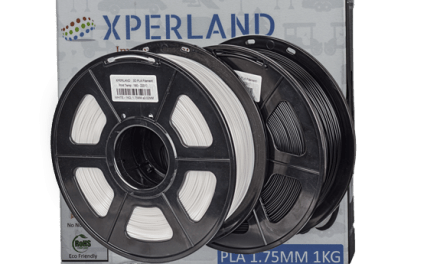Review: Xperland 3D Printing PLA Filament