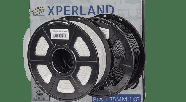 Review: Xperland 3D Printing PLA Filament