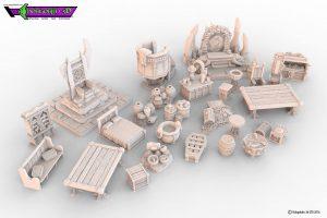 Hobgoblin 3D Mega Prop Pack (2016)