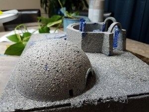 Small Desert Home Terrain - Textured