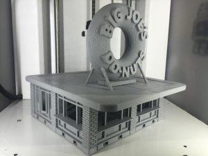 Z1 Design Ltd - Donut Shop