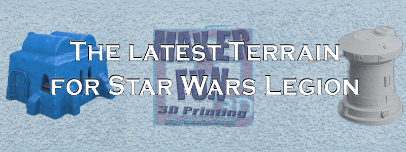 New Terrain available for Star Wars Legion