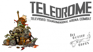 Teledrome by Ill Gotten Games