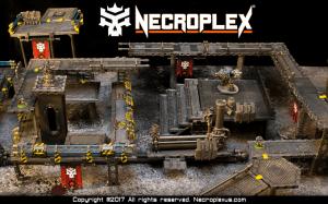 Necroplex Terrain