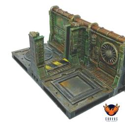 3D Printing for Tabletop Wargames like 40k, Necromunda, Space Hulk and Imperial Assault
