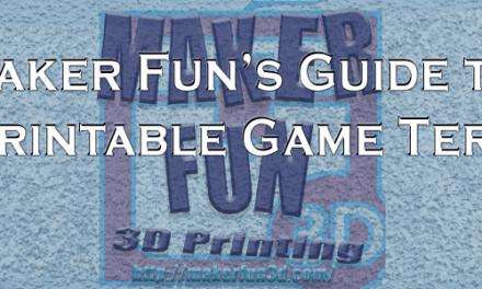 Terrain Guides – 3D Printable Terrain for Games