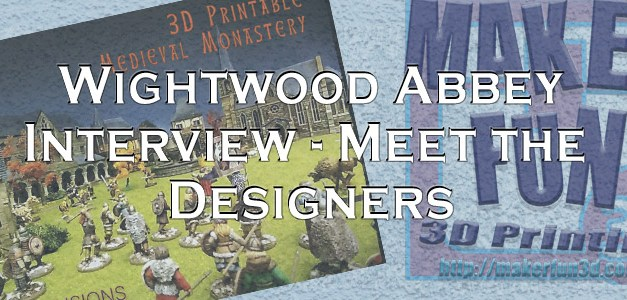 Wightwood Abbey Kickstarter: Meet the Designers
