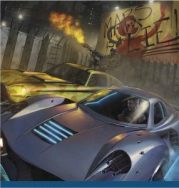 Gaslands Rulebook Cover