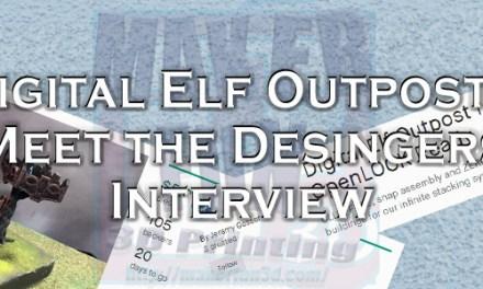 Digital Elf Outpost Kickstarter: Meet the Designers