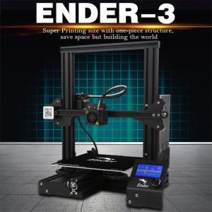 Ender-3 Creality 3D printer