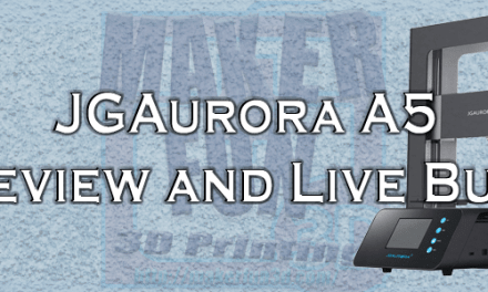 JGAurora A5 Preview/Live Build