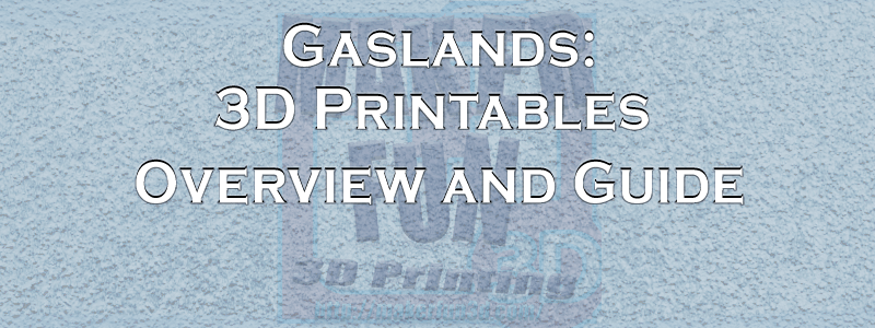 TERRAIN GUIDE: GASLANDS