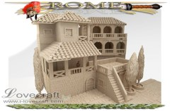 All Roads Lead to Rome-Modular building