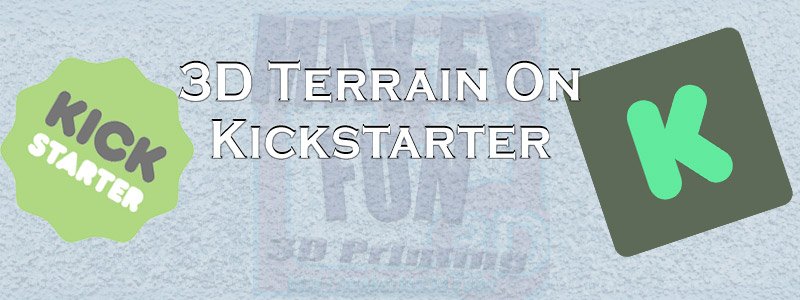 3D Printable Terrain & Miniature Kickstarters: March 2019