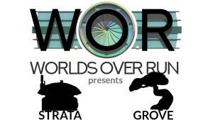 Worlds Over Run - Catalog 3