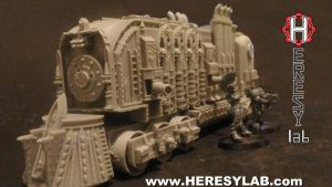 HeresyLab - The Heresy Train Project