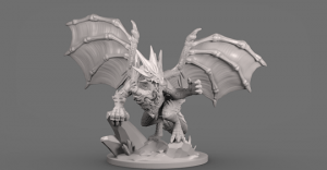 The Lost Dragons: 3D Printable Fantasy Dragons