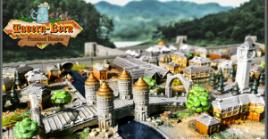 Tavern-Born™: Pintsized Realms - 3D Printable Kingdoms