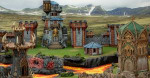 Dwarves, Elves and Demons