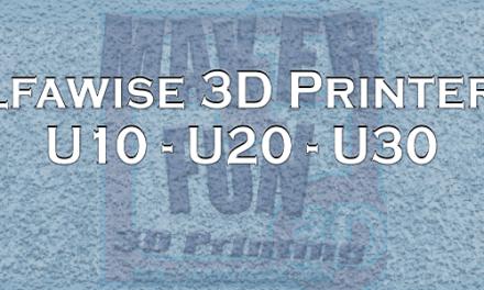 Alfawise 3D Printers: U10, U20, U30