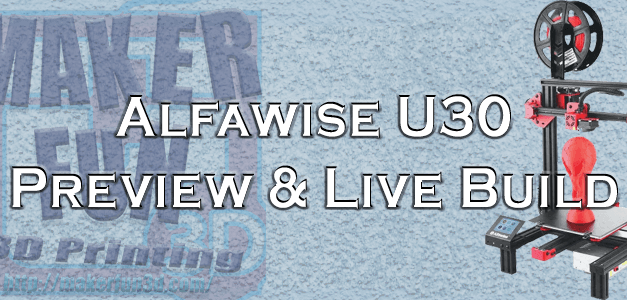 Alfawise U30 Preview & Unboxing
