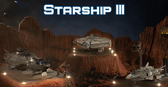 https://www.kickstarter.com/projects/2nddynasty/starship-iii-fully-3d-printable-28mm-spaceships?