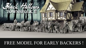 Black Hallows Townsfolk II