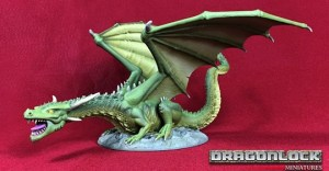 DRAGONLOCK™ 3D Printable Miniatures
