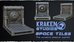 Kraken SPACE Tiles